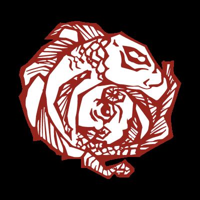 Incubus Fish Tattoo logo vector