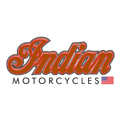 Indian Motorcycles Auto logo vector