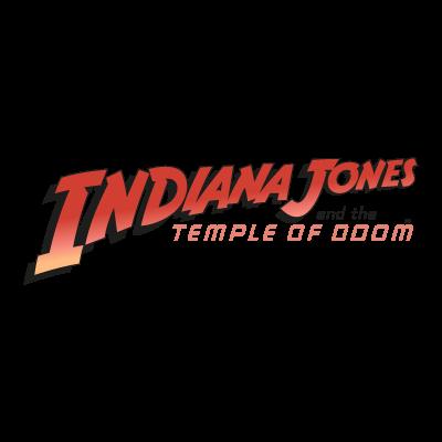 Indiana Jones logo vector