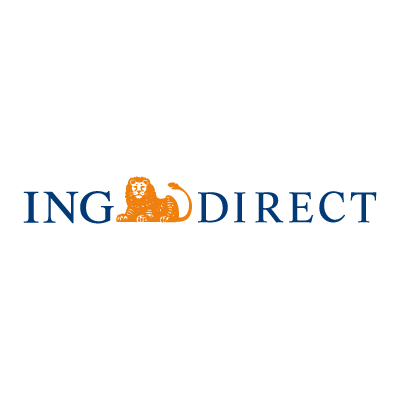 Ing direct logo vector