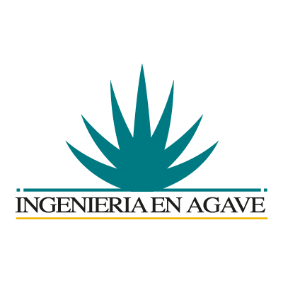Ingenieria en agave logo vector