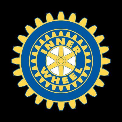 Inner Wheel logo vector