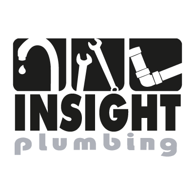 Insight Plumbing vector logo