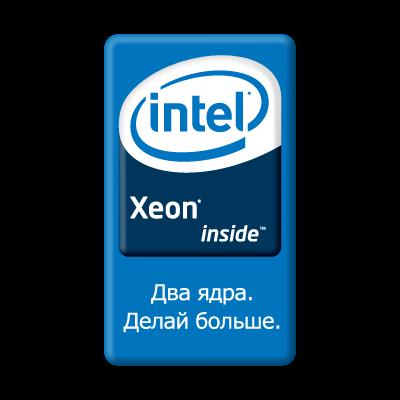 Intel-Xeon logo vector