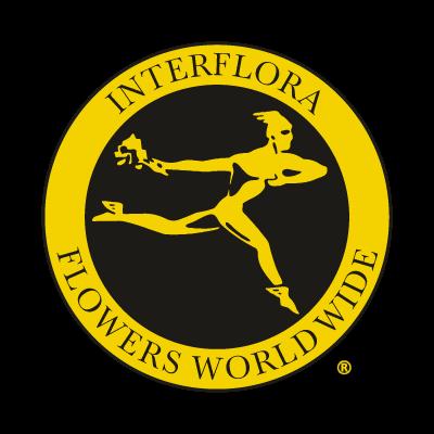 Interflora Worldwide logo vector