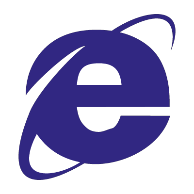 Internet Explorer (.EPS) logo vector
