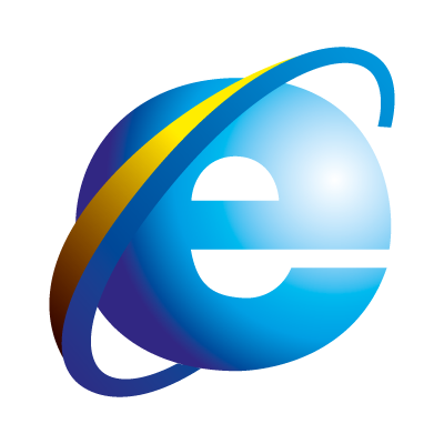 Internet Explorer – IE vector logo