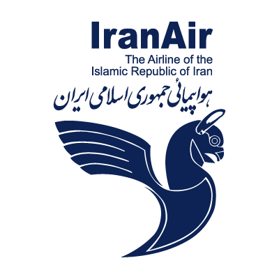 Iran Air logo vector