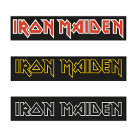 Iron Maiden 3 vector logo