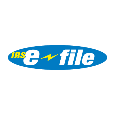 IRS e-file logo vector
