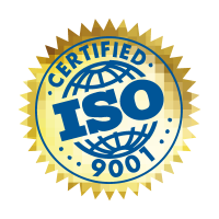ISO 9001 Certified vector logo