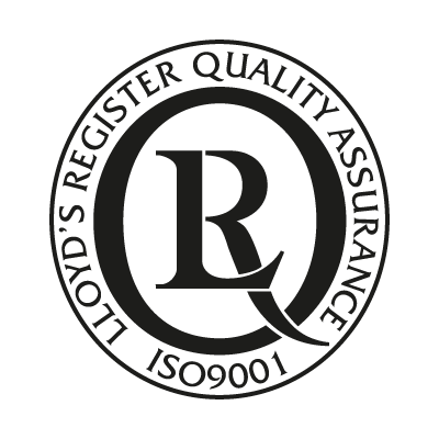 ISO 9001 Lloyds Registered logo vector