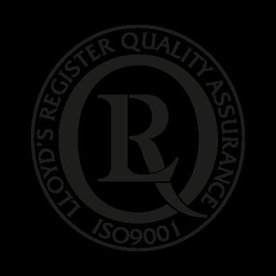 ISO 9001 Lloyds Registered vector logo