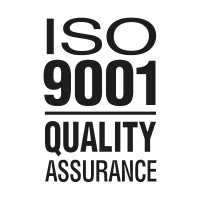 ISO 9001 Quality Assurance vector logo