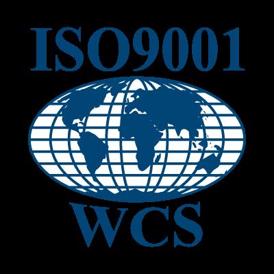ISO 9001 logo vector
