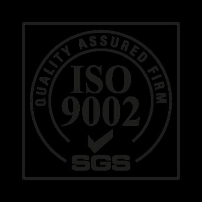 ISO 9002 logo vector