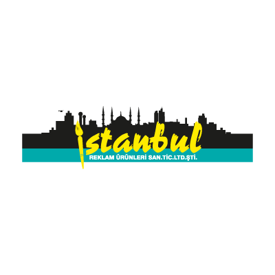 Istanbul reklam logo vector