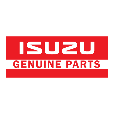 Isuzu genuine Parts logo vector