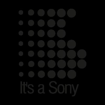 It's a Sony logo vector