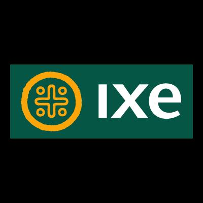 Ixe Banco logo vector
