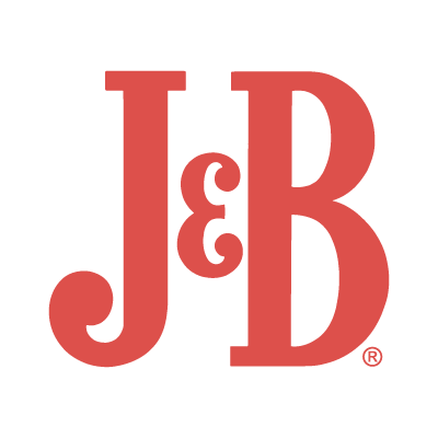 J & B Scotch Whisky vector logo
