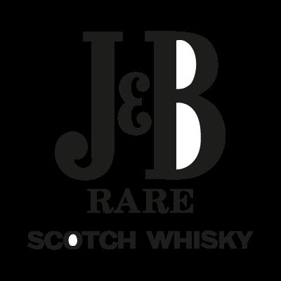 J&B logo vector