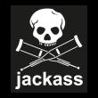 Jackass logo vector