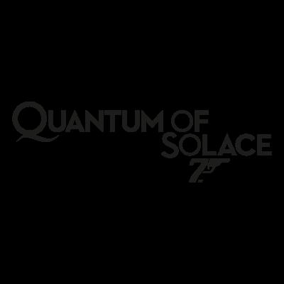 James Bond 007 Quantum of Solace logo vector