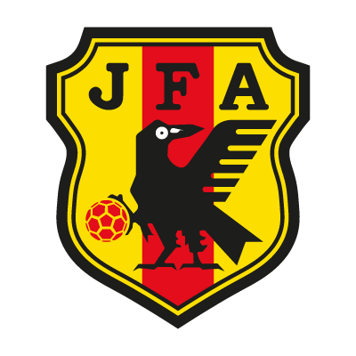Japan Football Association logo vector