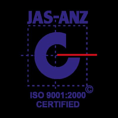 Jas-anz logo vector