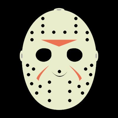 Jason Voorhees logo vector