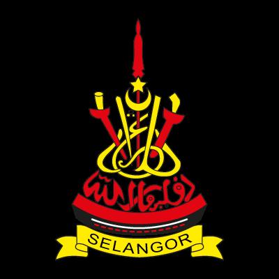 Jata Selangor logo vector