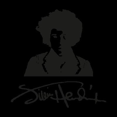 Jimi Hendrix (.EPS) vector logo