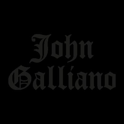 John Galliano vector logo
