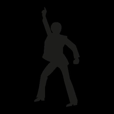 John Travolta vector