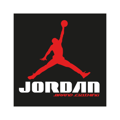 Jordan Brand Clothing logo vector