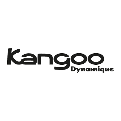 Kangoo Dinamyque logo vector
