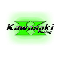 Kawasaki Racing vector logo