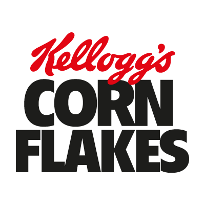 Kellog's Corn Flakes vector logo