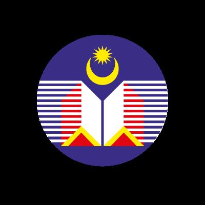 Kem Pelajaran Malaysia logo vector