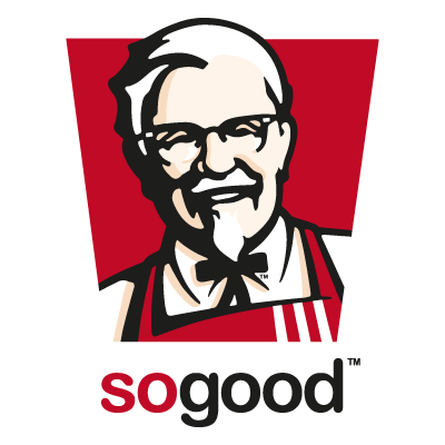 KFC sogood vector logo