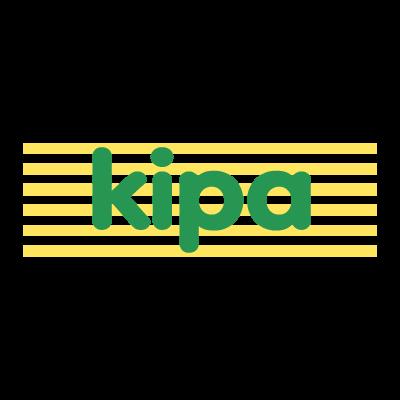 Kipa logo vector