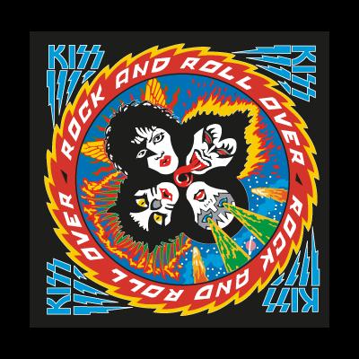 Kiss (band) logo vector