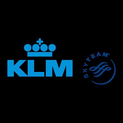 KLM Skyteam vector logo