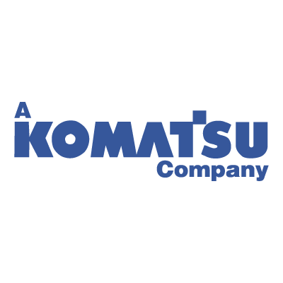 Komatsu Company logo vector