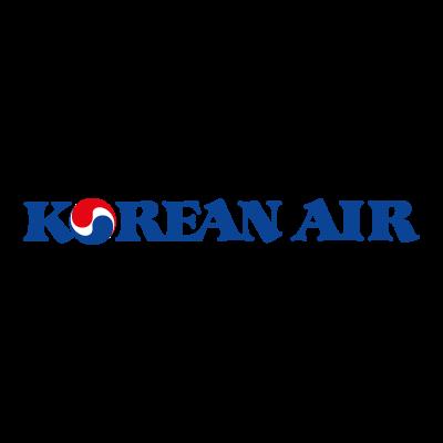 Korean Air (.EPS) vector logo