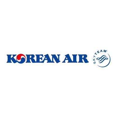 Korean Air Lines vector logo