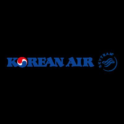 Korean Air Lines logo vector