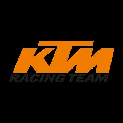 KTM Racing Team vector logo