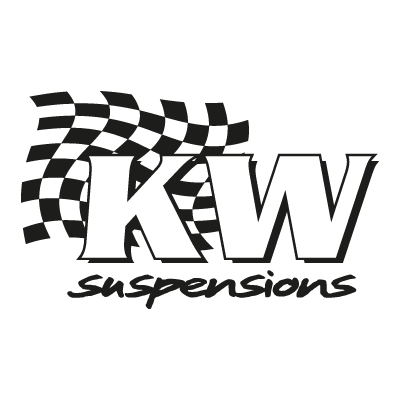 KW suspensions logo vector